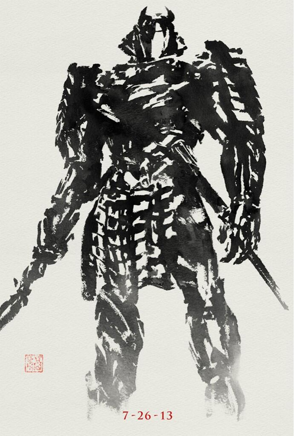 the-wolverine-new-silver-samurai-art-poster